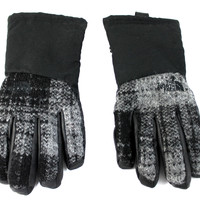 The North Face Men's Denali SE Wool/Leather Palm TNF Black Gloves