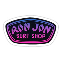 Ron Jon Surf Shop Logo by kristenk14