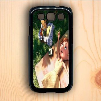 Dream colorful Up Movie Carl And Ellie 1 Samsung Galaxy S3 Case