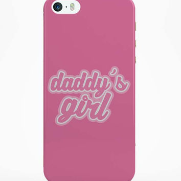 Daddy's Girl iPhone 5 / 5S Case