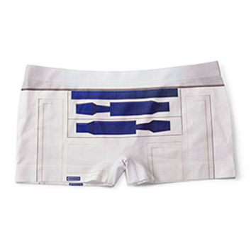 R2-D2 Seamless Boyshorts - Exclusive