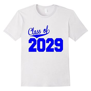 Class of 2029 T-Shirt - Last Day of School Graduation Shirt