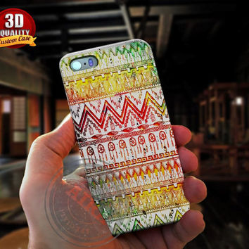Tribal Case, Color Tribal Pattern for Iphone 4, 4s, Iphone 5 case, 5s, Iphone 5c, Samsung Galaxy S3, S4, S5, Samsung Galaxy Note 2, Note 3.