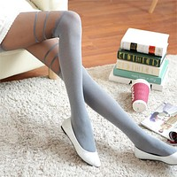 High Knee Pantyhose