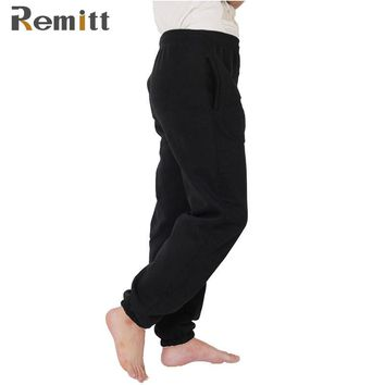 Sale Cheap Men Warm Sleeping Sweatpants Male Casual Track Pant Bottom Elastic Band Trousers Man Jogger Plus Size XXXL 3XL