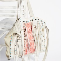 Free People Oracle Embellished Tote