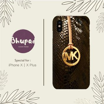 MICHAEL KORS LEATHER LUXURY COPY IPHONE X