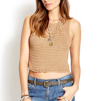 Free Spirit Cropped Sweater