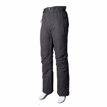 Waterproof Windproof Breatable Professional Skiing Pants Women Thick Elastic Waist Warm Lady Snow Snowboard Skating Trousers