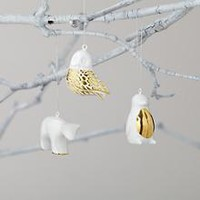Arctic Ornament in New Holiday Décor | The Land of Nod