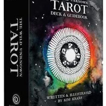 The Wild Unknown Tarot Deck and Guidebook (Official Keepsake Box Set) by Kim Krans (Hardcover): Booksamillion.com: Books