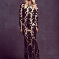 For Love & Lemons Womens Ethereal Maxi Dress