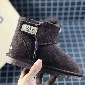 UGG Lovely baby snow boots-2