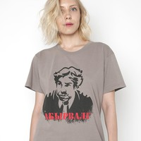Abyrvalg Street Art Style Russian T-Shirt