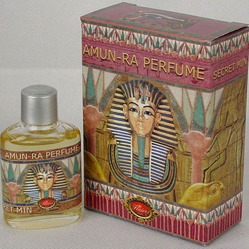 Amun-Ra Egyptian Secret Min Recipe Protection Perfume