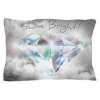 Shine Bright Like A Diamond Pillow Case> Pillow Cases> soaring anchor designs