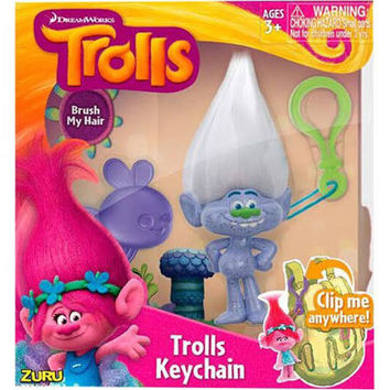 Trolls Guy Diamond Keychain