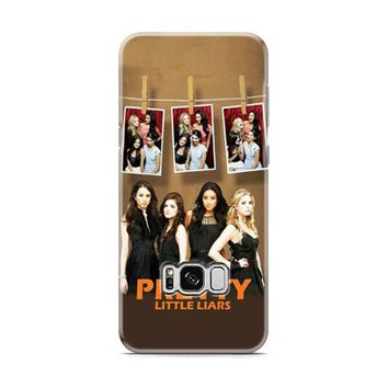 Pretty Little Liars clothesline Samsung Galaxy S8 | Galaxy S8 Plus Case