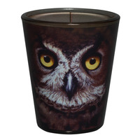 Owl Shot Glass