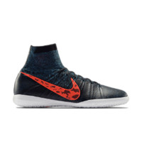 Nike Elastico Superfly Men's Indoor-Competition Soccer Shoe Size 13 (Black)