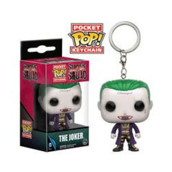 POCKET POP KEYCHAIN: SUICIDE SQUAD - THE JOKER