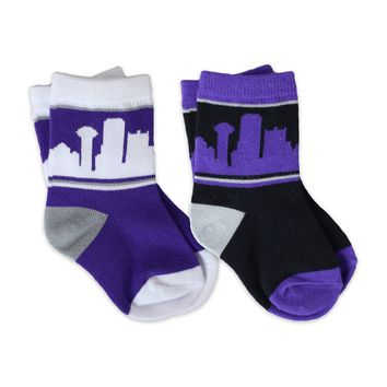DALLAS MINIS - PURPLE