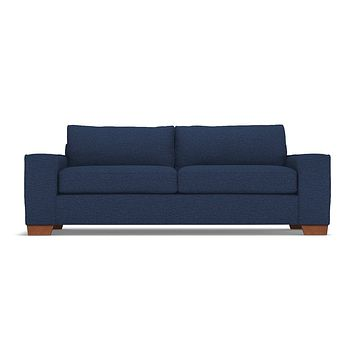 Melrose Sofa in BLUE JEAN - CLEARANCE