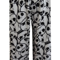Jack Skellington Nightmare Before Christmas Lounge Pant