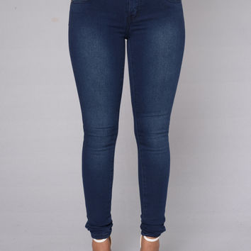 Black Ops Jeans - Dark Wash