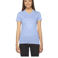 Who's on First - Women's Tee