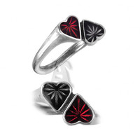 Alchemy of England Heart Ring