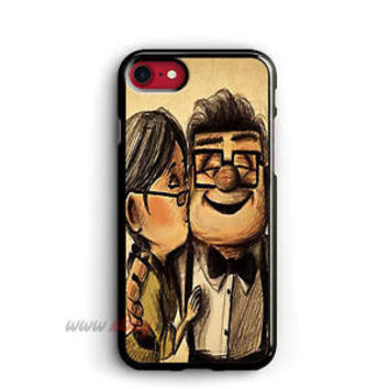 Disney Pixar iPhone Cases Carl and Ellie Samsung Galaxy Phone Cases iPod cover