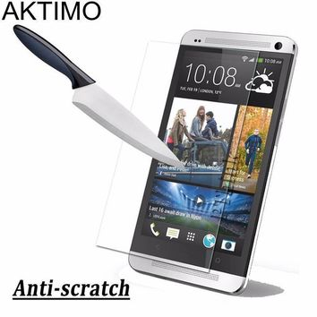 0.26mm 9H Tempered Glass For HTC Desire 526  526G 530 620 626 626G 628 630 728 820 828 830 One M7 M8 M9 Screen Case Film Glas