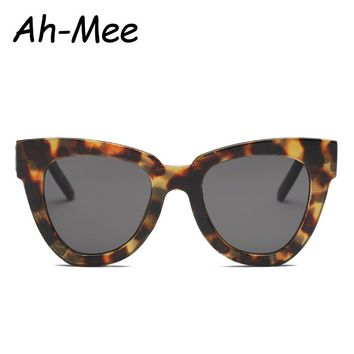 Fashion Cat eye Sunglasses Women Luxury Brand Designer Vintage Sun glasses Female Glasses For Women Gafas  de sol uv400