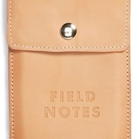 Men's Field Notes 'Pony Express' Leather Pouch