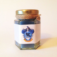 Harry Potter Ravenclaw Wood Wick Candle