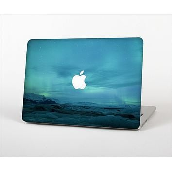 """The Teal Northern Lights Skin Set for the Apple MacBook Air 13"""""""