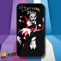 Joker and Harley Quinn iPhone 4 iPhone 4S Case Cover - 1990-Now