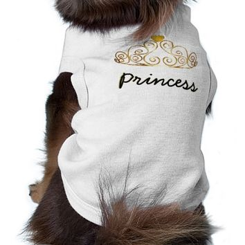 Dog Princess Shirt Lighthouse Route Dog Tee