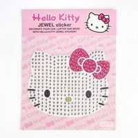 Hello Kitty Decal: Dazzle