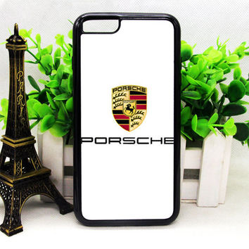 PORSCHE LOGO IPHONE 6 | 6 PLUS | 6S | 6S PLUS CASES