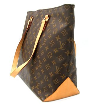 LOUIS VUITTON Cabas Mezzo Tote bag M51151 Monogram Brown