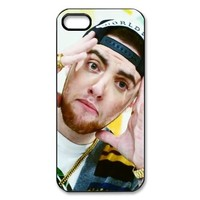 Mac Miller Custom Printed Design Durable Case Cover for Iphone 5 5S