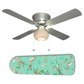 """Bugs Bunny 42"""" Ceiling Fan and Lamp"""