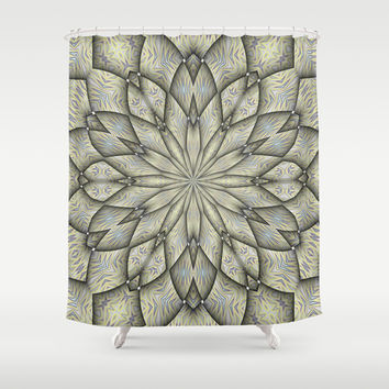 Frozen in Time Shower Curtain by Lena Photo Art