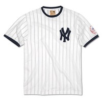 New York Yankees Retro Jersey Replica T-Shirt By Red Jacket