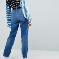 Carhartt WIP Relaxed Boyfriend Jeans With Hammer Loop at asos.com