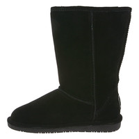 "Womens Emma 10"" Boot by BEARPAW in color Solid Black"