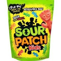 Sour Patch Kids Candy, 1.9 lbs - Walmart.com