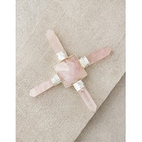 Rose Quartz Energy Generator